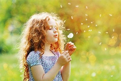 Аллергический ринит или поллиноз: аллергия на пыльцу