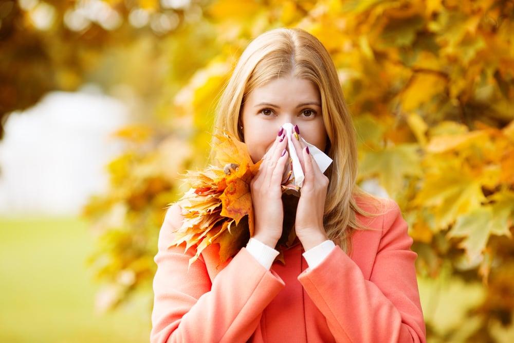 6 советов, как побороть аллергию осенью