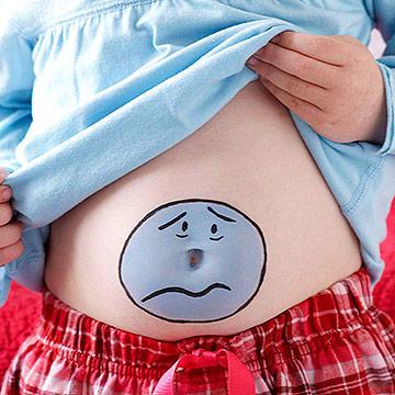 Боль в животе у ребенка: причины и диагностика