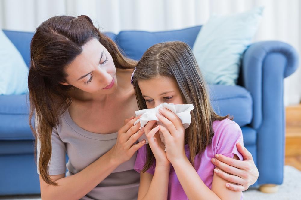 Простуда или аллергия? Как отличить?
