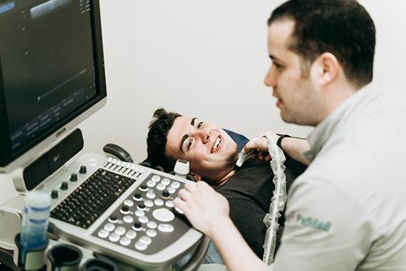 Ультразвуковое исследование Клиника FxMed