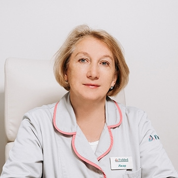 Лікар клініки FxMed МОСКОВЕНКО Олена Дмитрівна