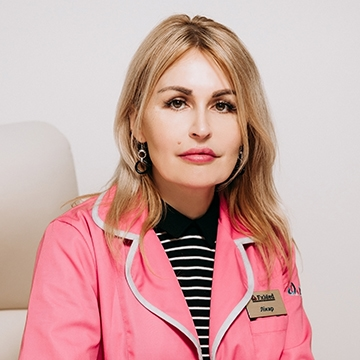 Лікар клініки FxMed Бардова Катерина Олексіївна
