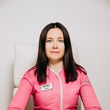 Лікар клініки FxMed Вакуленко Наталія Вікторівна