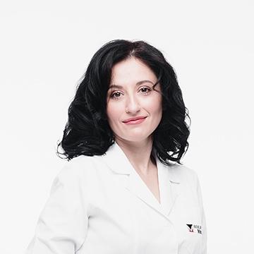 Лікар клініки FxMed Свичкар Світлана Миколаївна