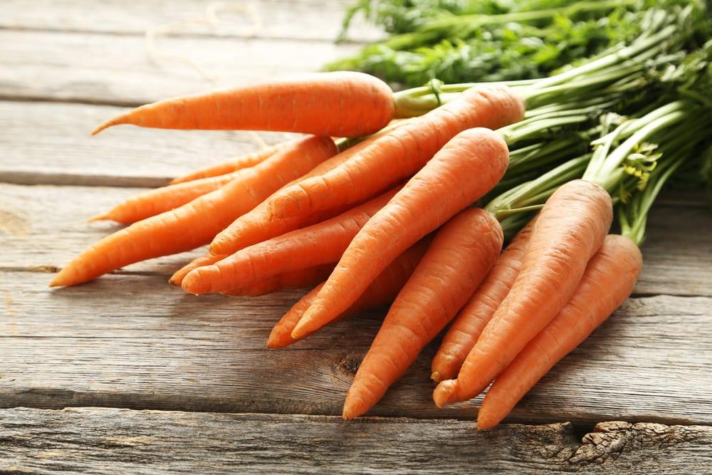Является ли морковь высокоаллергенным продуктом?