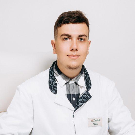 Лікар клініки FxMed ГАЛУШКО Богдан