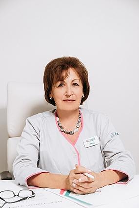 Лікар клініки FxMed Шумилина-Абрамовська Ніна Вікторівна