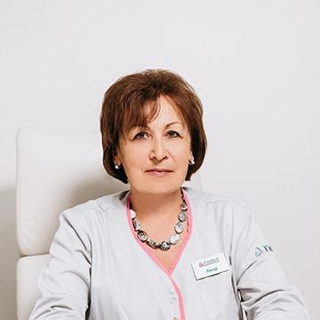 Врач Клиники FxMed Шумилина-Абрамовская Нина Викторовна