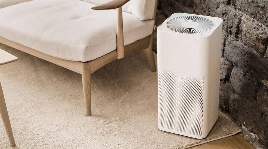 Очеститель воздуха для дома при аллергии.
